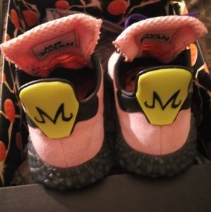 Adidas Kamanda × Dragon Ball Z Majin Buu Sneakers